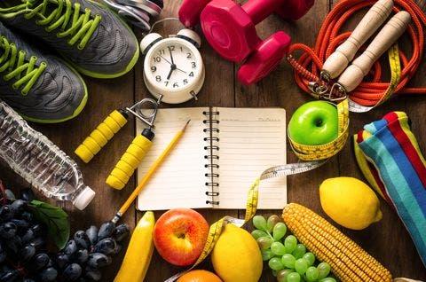 alimentación deportiva, el entrenamiento invisible