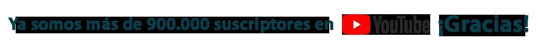 Suscriptores Youtube Fisioterapia Online