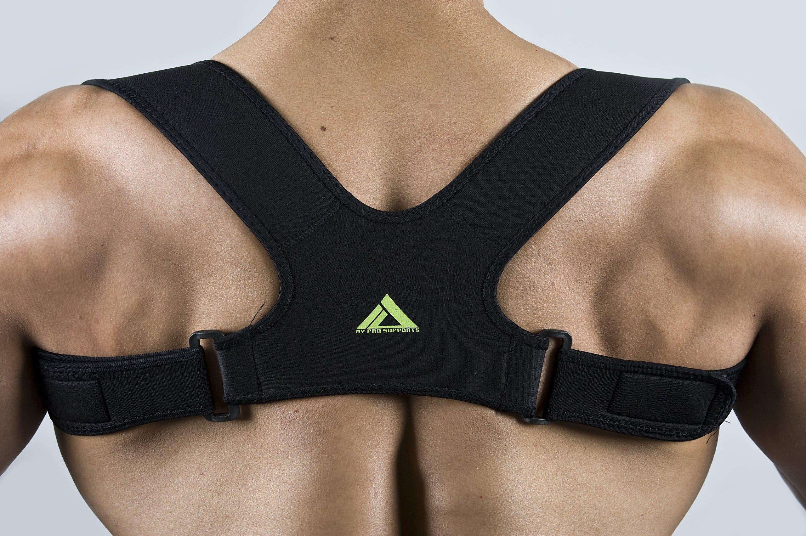 corrector de hombros adelantados