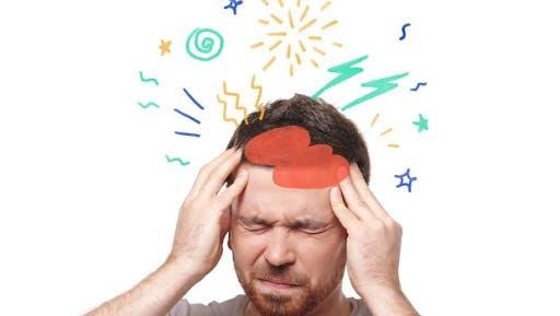 DOLORES de CABEZA más FRECUENTES, dolores comunes de cabeza
