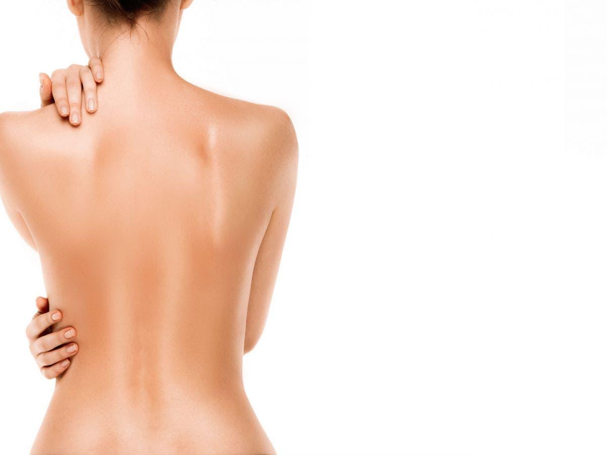 ejercicios con foam roller para la espalda