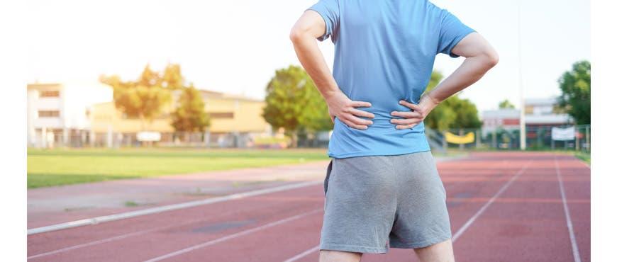 ejercicios con foam roller para zona lumbar