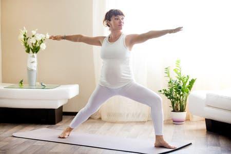 ejercicios para el equilibrio y la coordinación en el embarazo