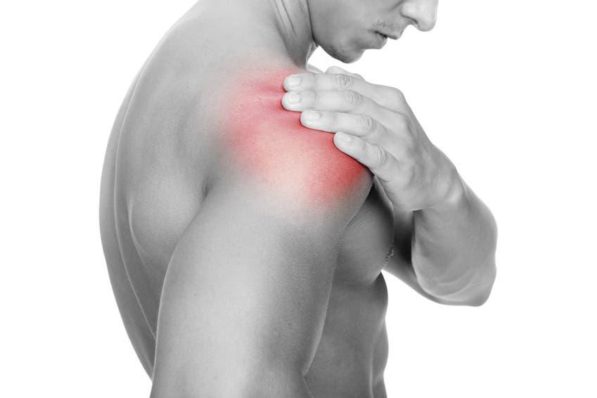 ejercicios para hombros con foam roller