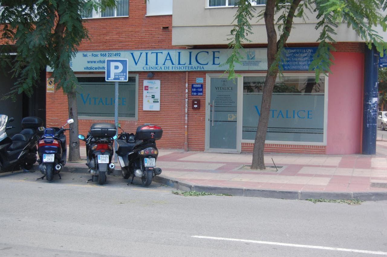 POLICLÍNICA VITALICE | FisioOnline