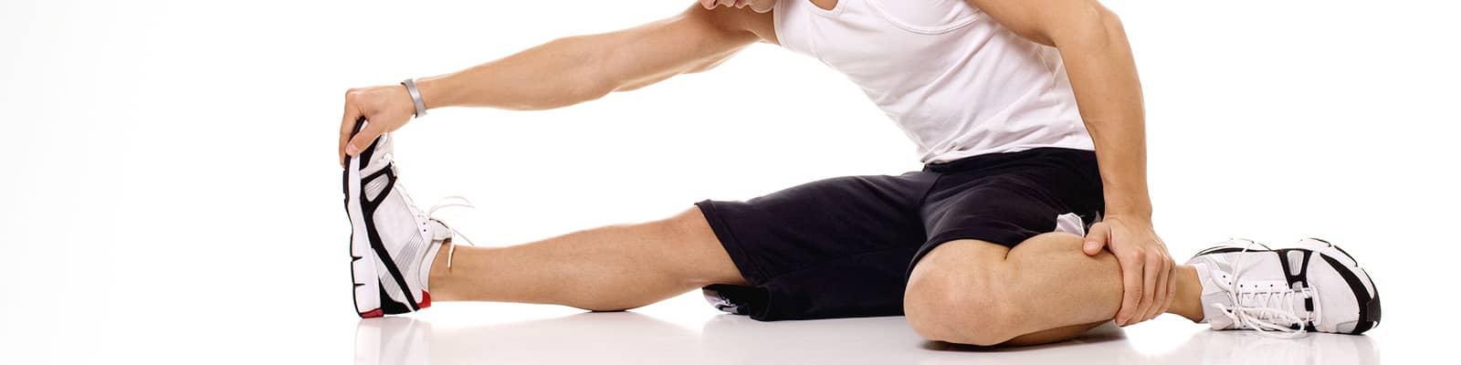Estiramientos para piernas, caderas y rodillas
