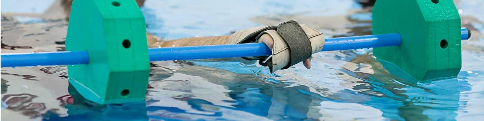 Hidroterapia. Fisioterapia en el agua
