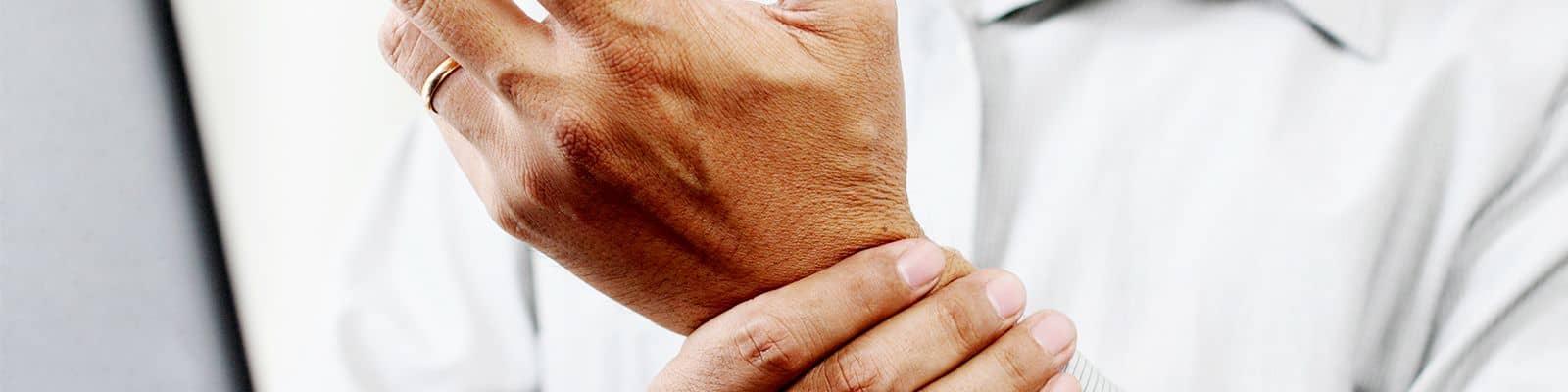 Lesiones de muñeca y mano y sus cuidados