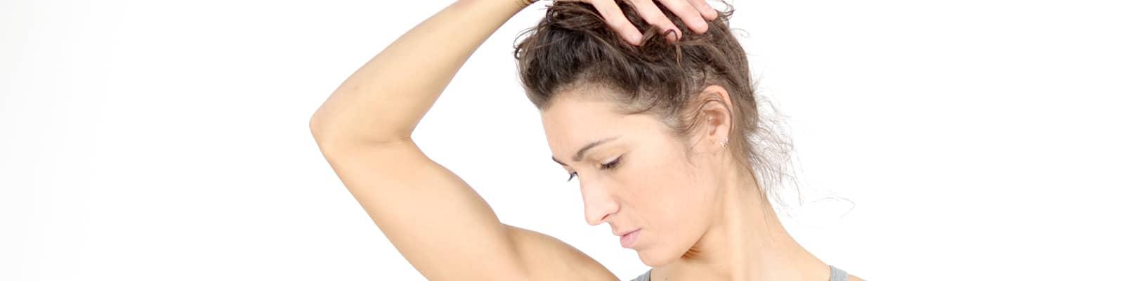 Estiramientos de cuello o cervicales