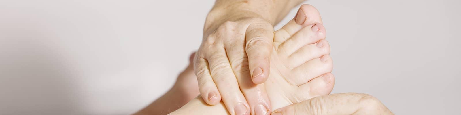 Lesiones del pie y tobillo y sus cuidados