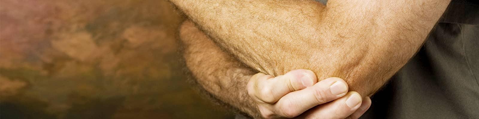 Lesiones de codo y sus cuidados