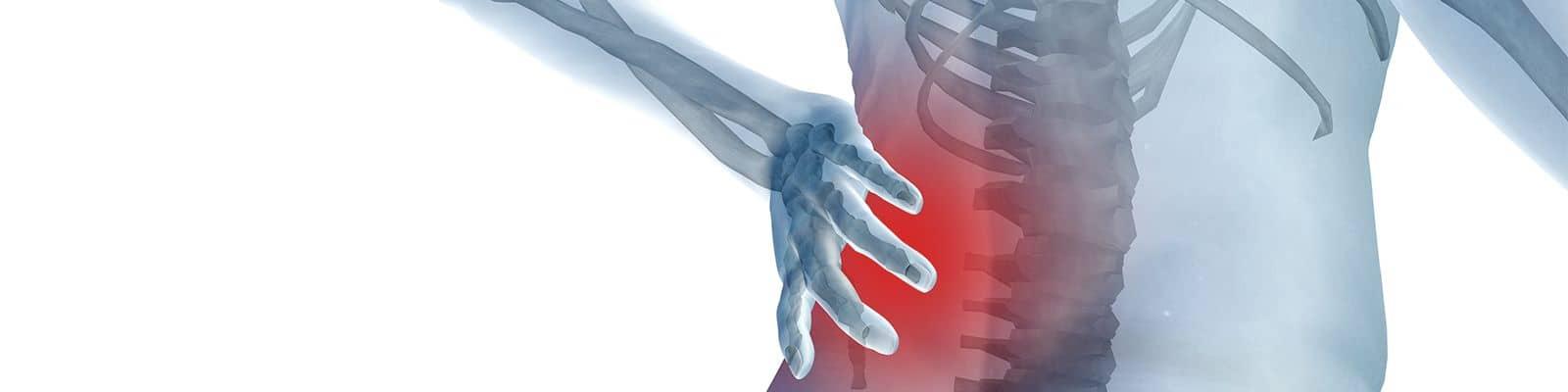 Lesiones de lumbares y sus cuidados