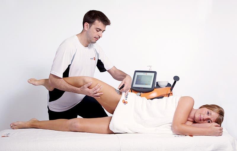 INDIBA Activ - Tecarterapia, radiofrecuencia, diatermia