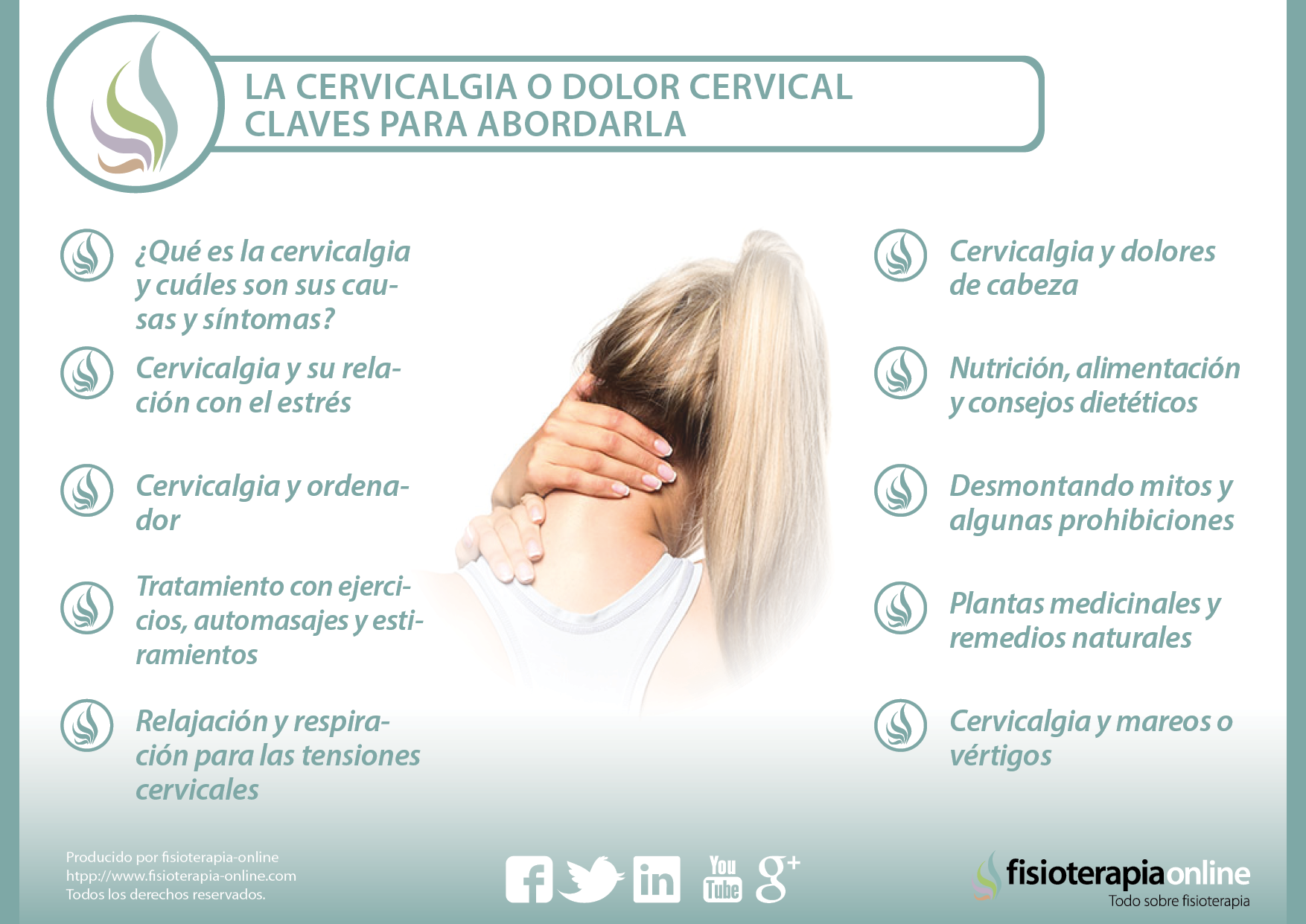 Remedios para el dolor cervical