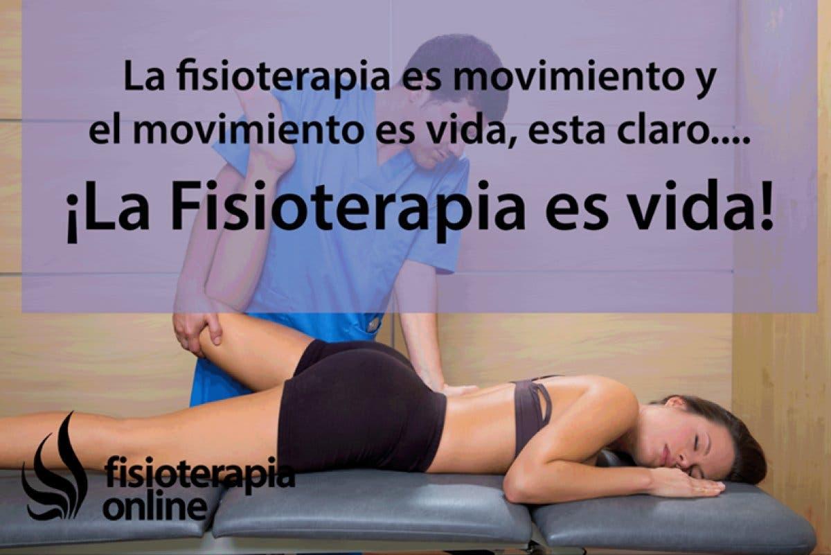 La Fisioterapia, tipos de Fisioterapia