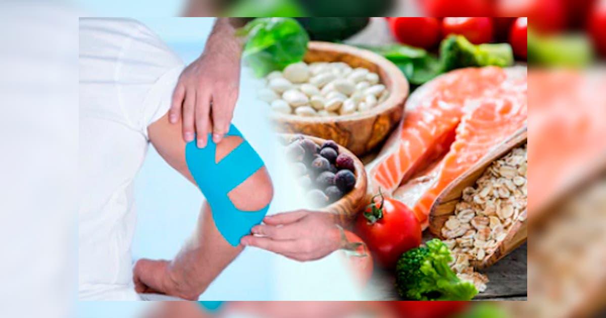 Patologías tratadas con la Nutrición en Fisioterapia