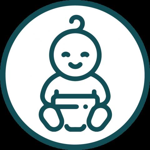 Reflejos del bebé