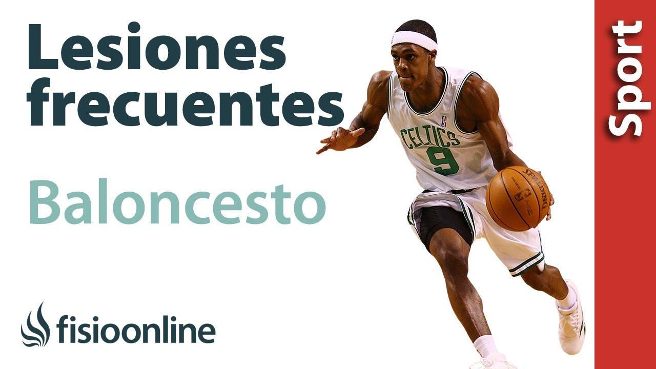 Lesiones más frecuentes en el Baloncesto y cómo prevenirlas con ...