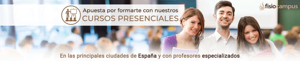 cursos presenciales FisioCampus