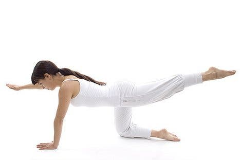 Pilates para el dolor lumbar o lumbalgia