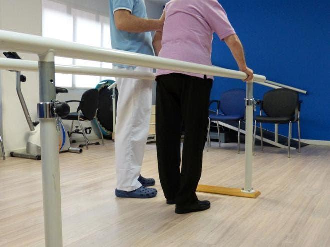 rehabilitación post-quirúrgica de prótesis de cadera