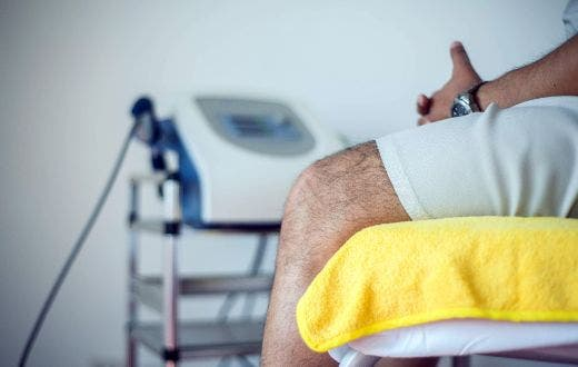 rehabilitación post-quirúrgica de prótesis de rodilla