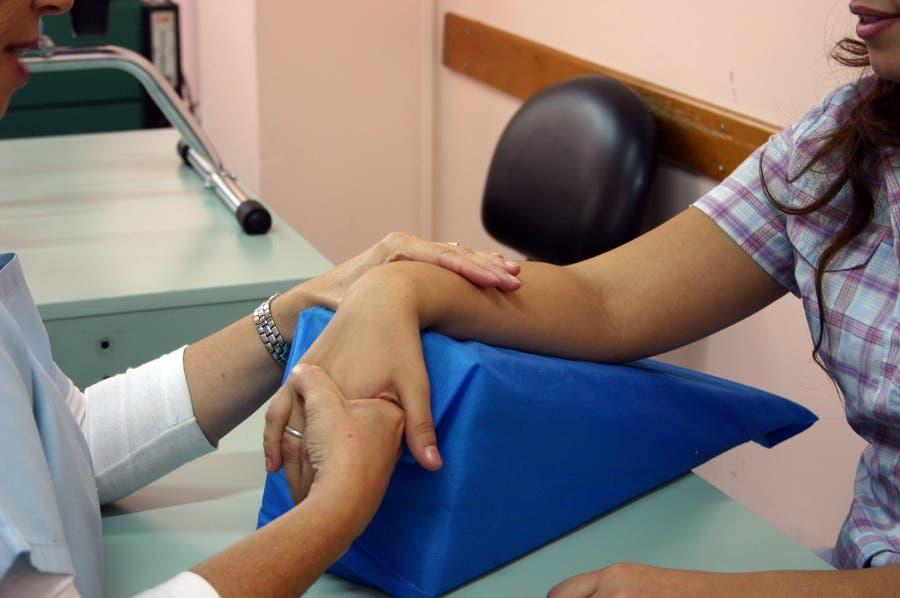Rehabilitación post quirúrgica de ganglión de muñeca