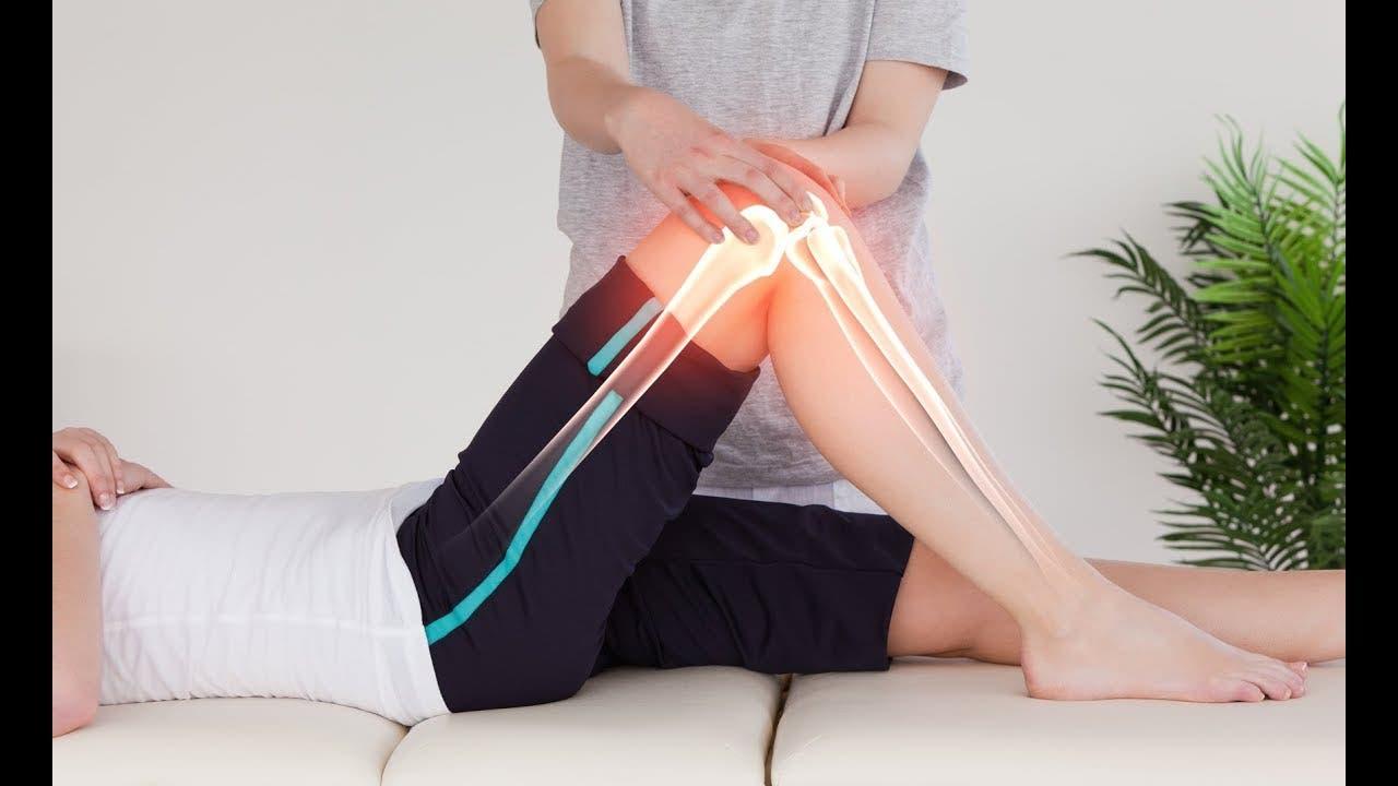 rehabilitación post-quirúrgica de luxación de rodilla