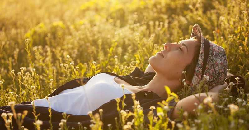 relajación del cuerpo profunda