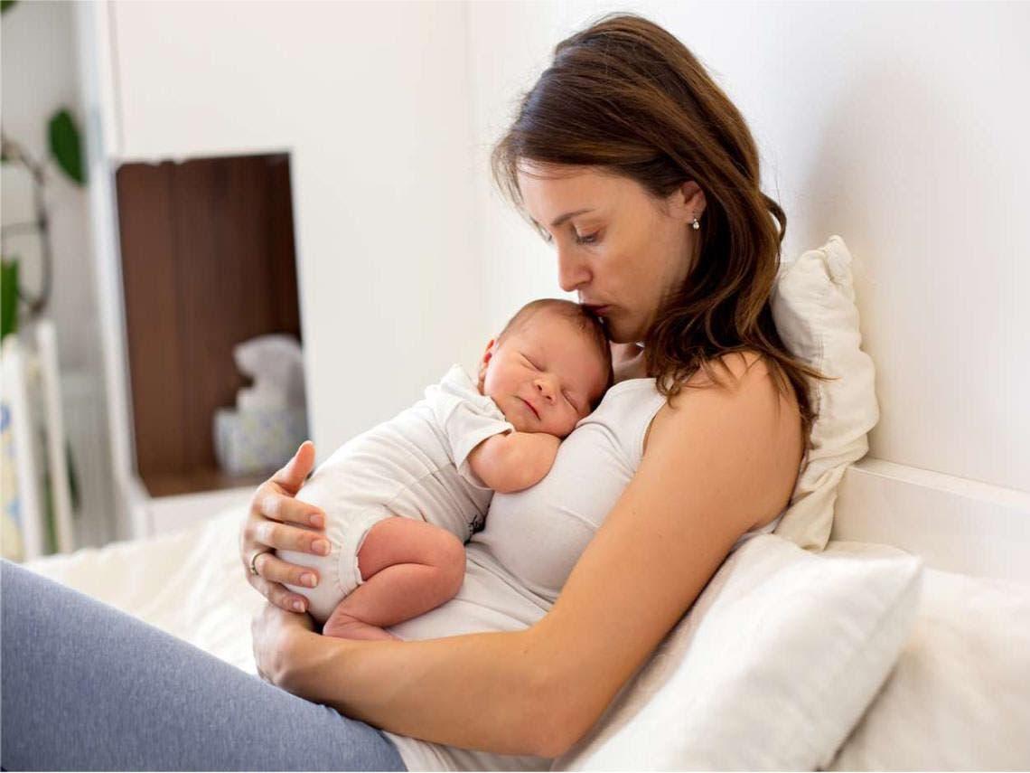 Los 5 síntomas más frecuentes del postparto