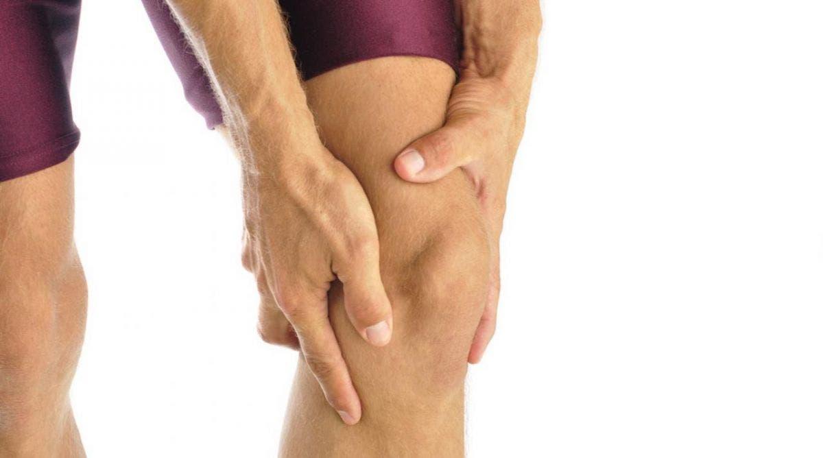 dolor fuerte en rodilla despues de correr