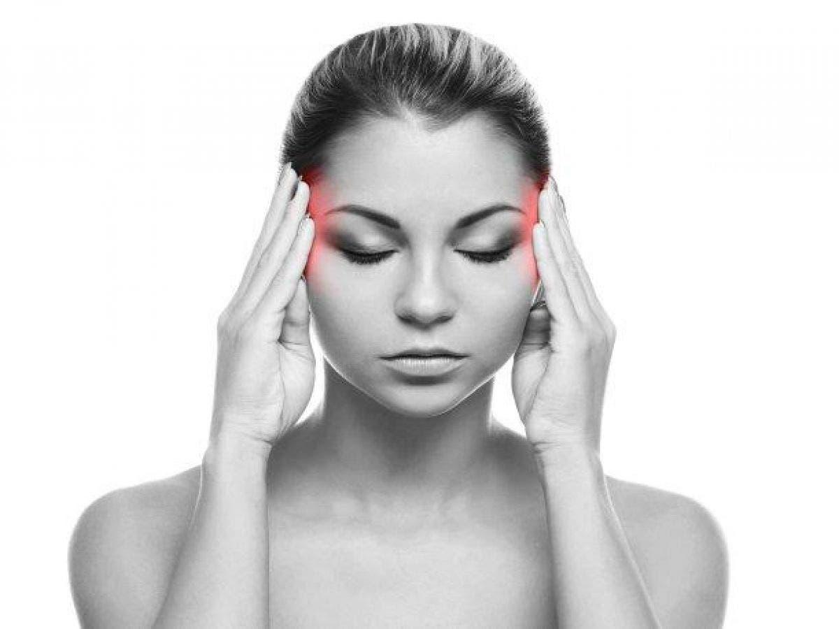 Dolor de cabeza en el lado derecho de la cabeza dolor ocular