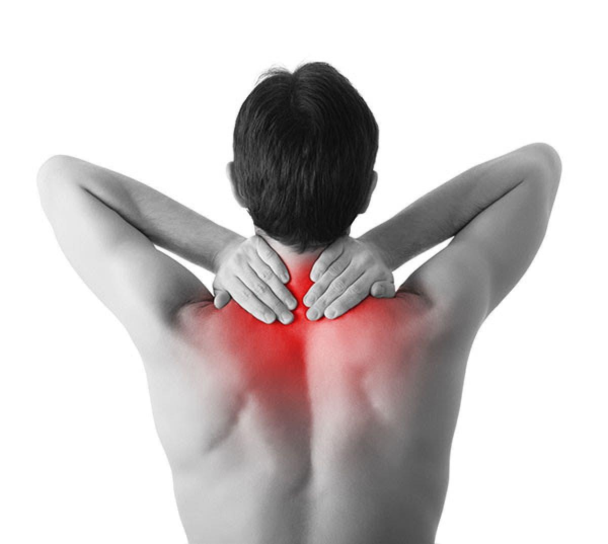 como curar rapido una contractura muscular