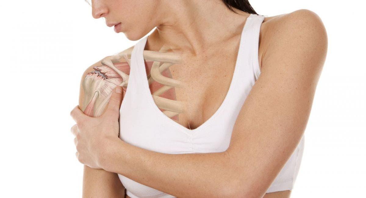 lesion muscular sintomas