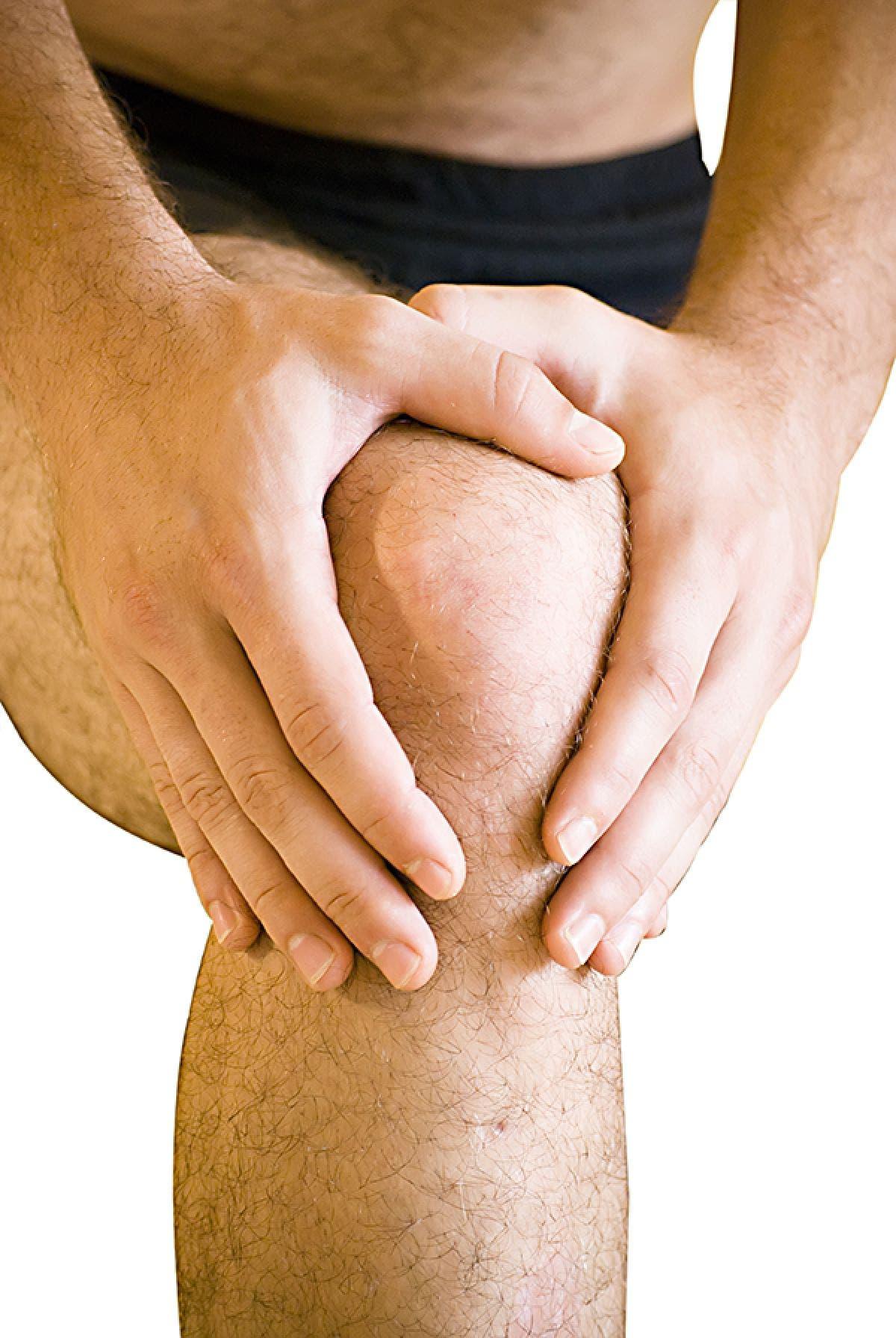 que es bueno para los moretones en la rodilla