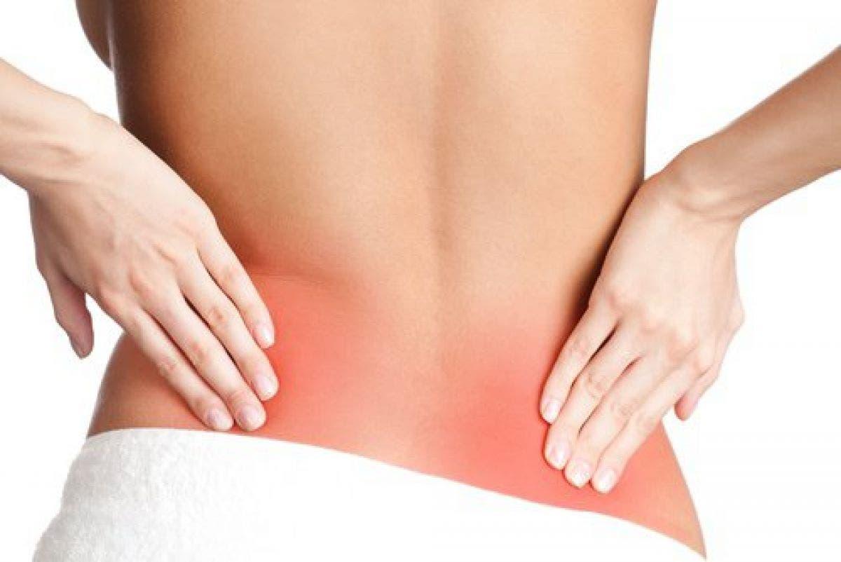 dolor en la parte derecha baja del abdomen