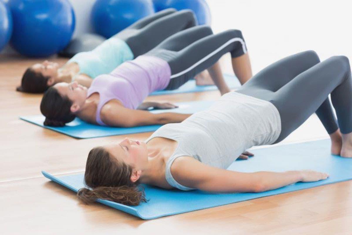 yoga para bajar de peso nivel intermedio clase 5