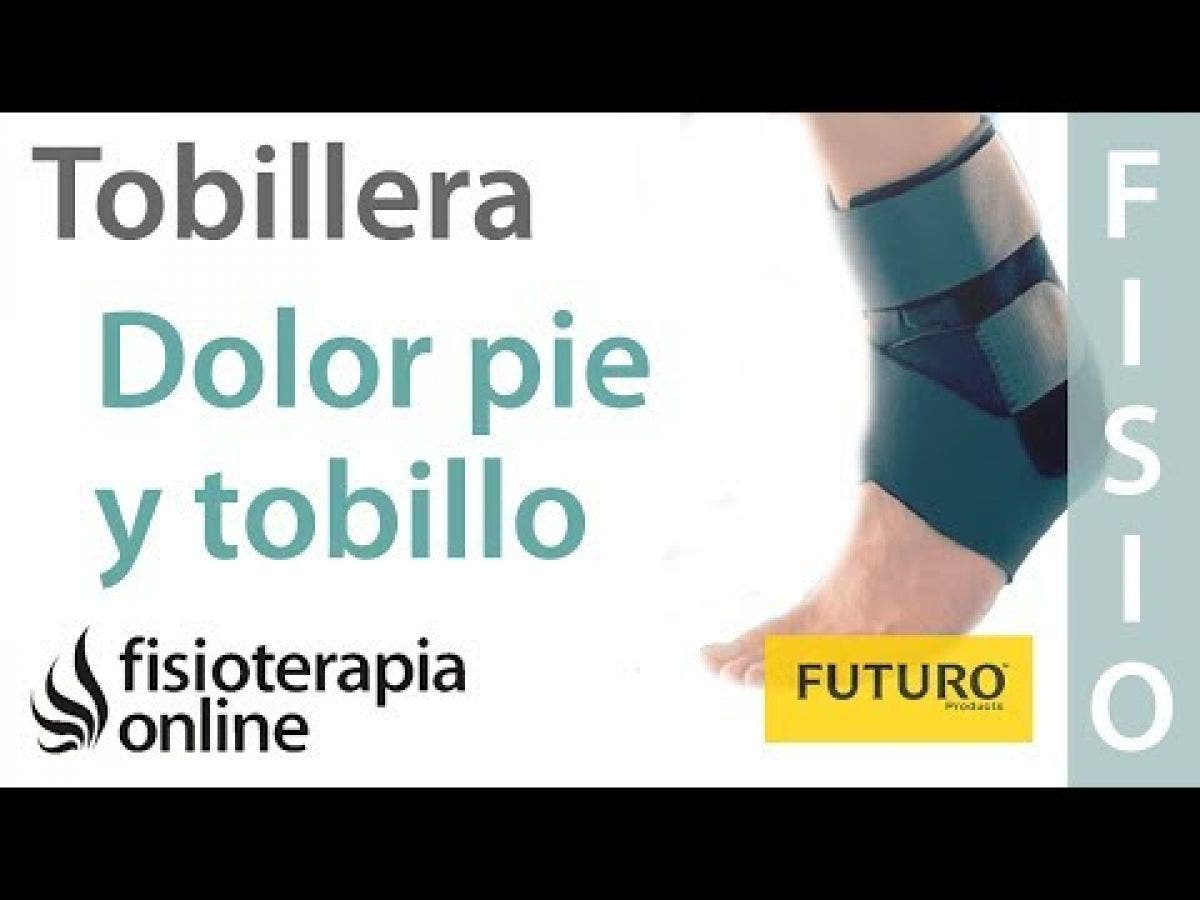 producto caliente Tienda online primera vista Cómo, cuando y por qué usar una tobillera cuando tenemos dolor en ...