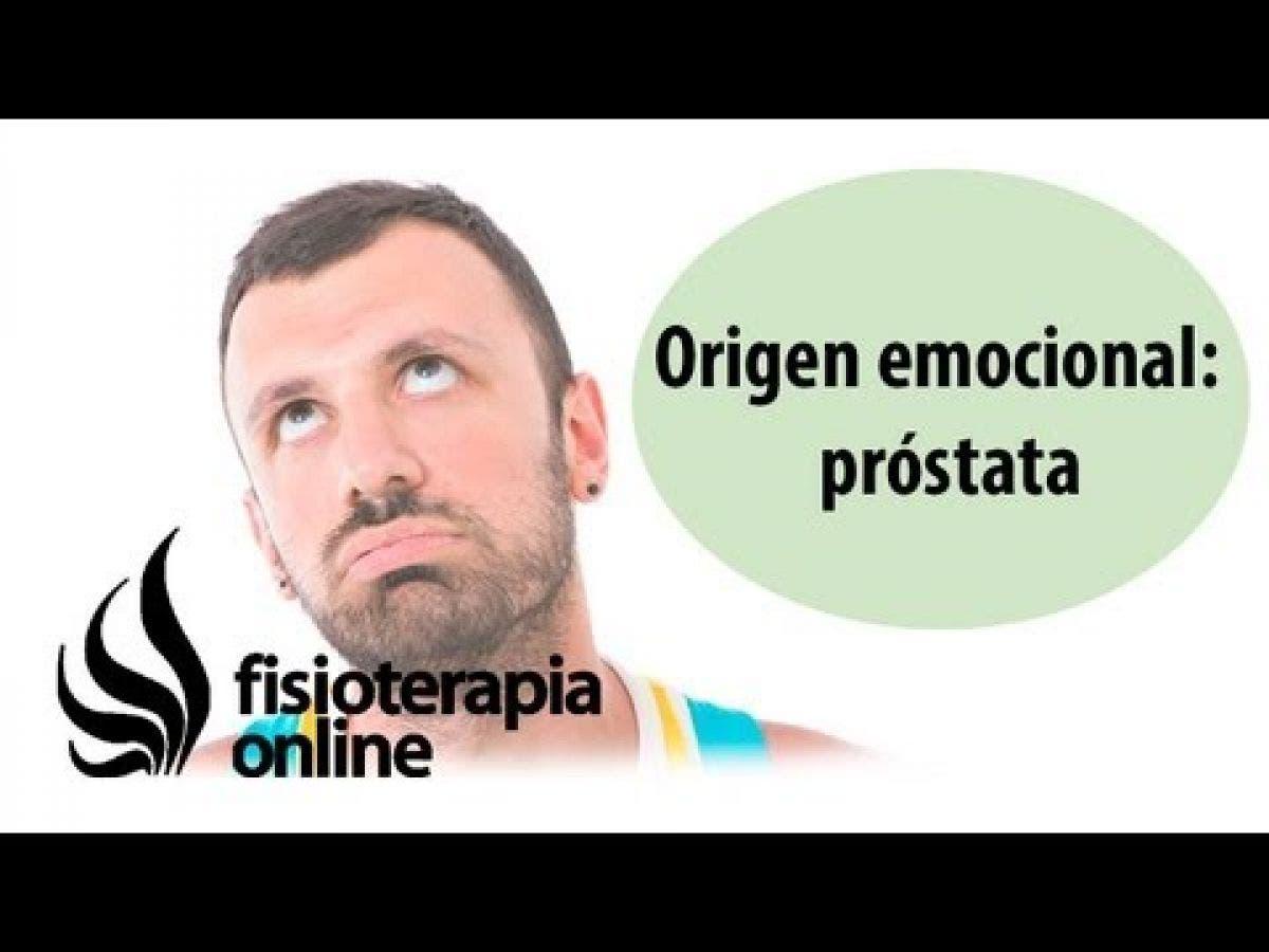 certificación de terapia de masaje de próstata