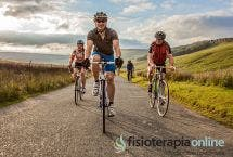 ¿Es bueno hacer bicicleta para la espalda?