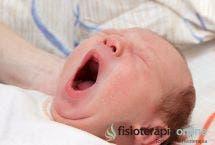 Bronquiolitis del bebe. Qué es, síntomas y qué puede hacer la fisioterapia.
