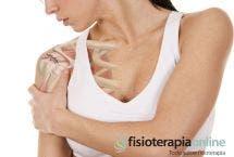 Desgarro o rotura del manguito rotador del hombro. Causas, sintomas y tratamiento de fisioterapia.