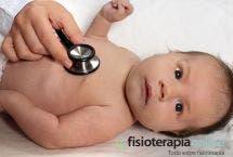 Fisioterapia respiratoria en pediatría