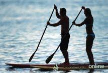 Stand Up Paddle (SUP): Musculatura implicada y estiramientos recomendados.