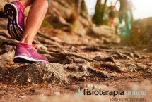 Prevenir o evitar las lesiones en el trail running o carrera de montaña.