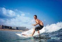 Lesiones más frecuentes en el surf. Causas y prevención en fisioterapia.