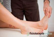 Tratamiento curativo o superficial de los pies planos