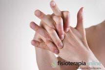 Cuando nos apretamos los dedos… ¿qué es ese chasquido que se oye?