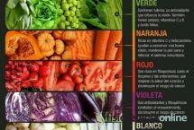 El arcoiris vegetal