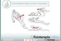 Combate tu dolor lumbar o lumbalgia estirando los glúteos y el músculo piramidal